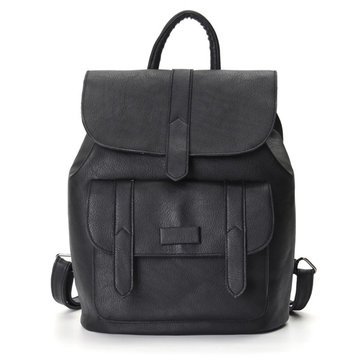 Women Vintage Backpack Girls Casual Rucksack School Students Book Bags