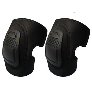 2Pcs Outdoor Sports CS Kneepad Protector Soft Protecting Shinguards Camping Hunting Field Operation