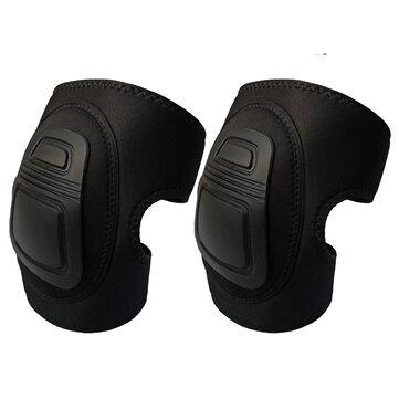 2Pcs กีฬากลางแจ้ง CS Kneepad Protector ปกป้อง Soft Cheeking แคมป์ปิ้ง ปฏิบัติการล่าสัตว์
