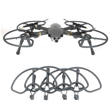 Sunnylife Propeller Guard Cover with Landing Gear for DJI Mavic Pro Platinum Alpine White Drone
