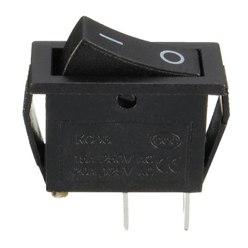 KCD3-101N KCD2 Rectangle Rocker Switch