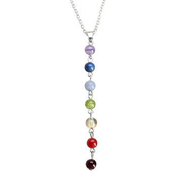 Многоцветный бисер драгоценный кулон ожерелье женщин ювелирные изделия
