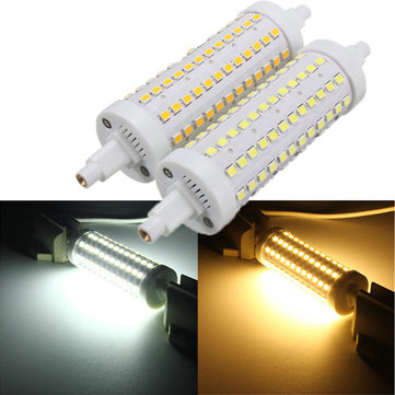 R7S 10W 108 SMD 2835 LED Flood Light Bulb Non-dimmable Lamp Tube Bulb 85-265V