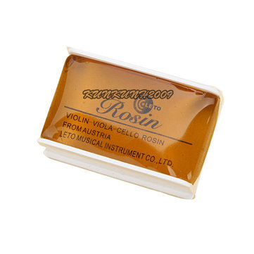 1PC Rosin Resin for Violin Viola Cello Bow Strings Musical Instrument 4.7X2.6X1cm