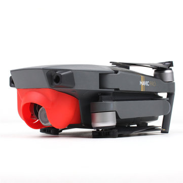 Spare Parts Sunshade Lens Hood Glare Gimbal Camera Protector Cover For DJI Mavic Pro