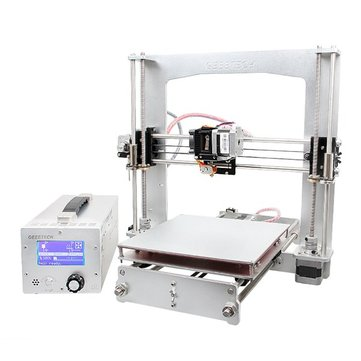 Geeetech® Prusa I3 A Pro With 3-in-1 Control Box 3D Printer DIY Kit 1.75mm 0.4mm Nozzle