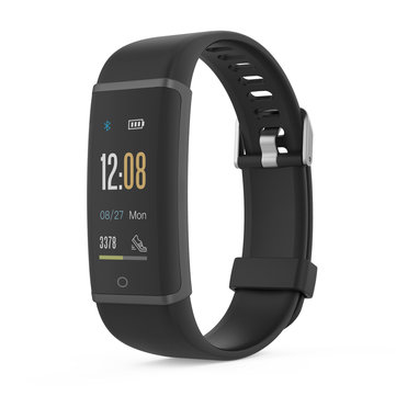 Lenovo HXxxF IP68 Waterproof Bluetooth 4.2 Touch Screen Heart Rate Sleep Monitor Smart Wristband