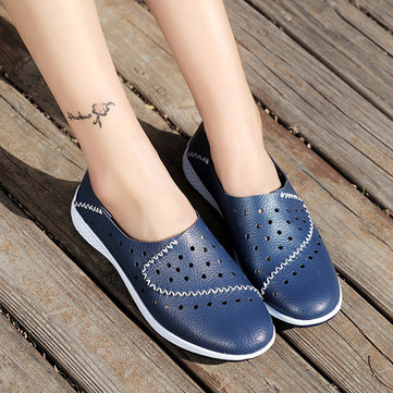 Women Casual Outdoor Flats Shoes