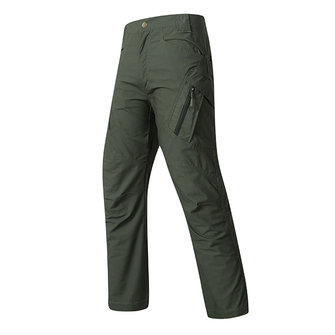 Men's Sun Block Combat Cargo Pants Breathable Slightly Elastic Bottoms Straight Legs Trousers