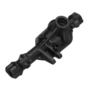 Steel Alloy Front Axle Housing For Traxxas TRX-4 Black
