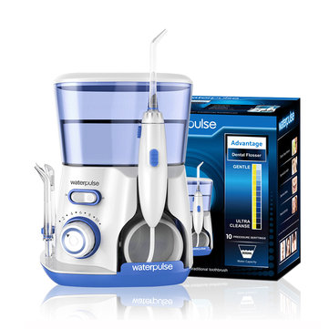 Waterpulse V300 Dental Flosser Pro Oral Irrigator 800ml Water Flosser Oral Hygiene Dental Floss For Daily Oral Care
