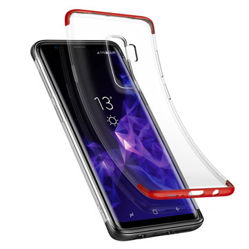 Baseus Armor Airbag Soft TPU Protective Case for Samsung Galaxy S9 Plus