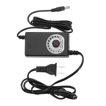 9-24V 1A 24W AC/DC Adapter Switching Power Supply Adjustable Power Adapter