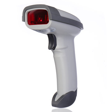 Handheld Wireless Barcode Scanner Fast Decoding Data USB Laser Code Reader