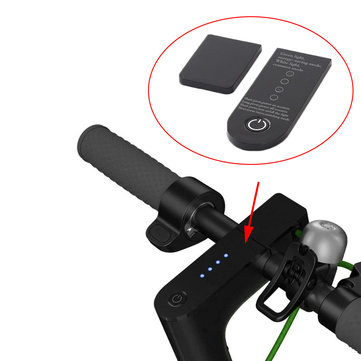 Sports Bike Electric Scooter bluetooth Circuit Board Plug Dashboard Cover For Xiaomi Mijia M365 Scooter