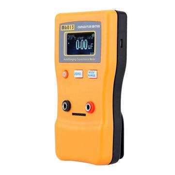 M6013 v2 auto digitais variando capacitância metros testador de capacitor testador 0.01pf para 470000uf