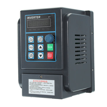 1.5KW 8A 220V 1PH In 3PH Out 380V Variable Frequency Converter Drive Inverter V/F Vector Control
