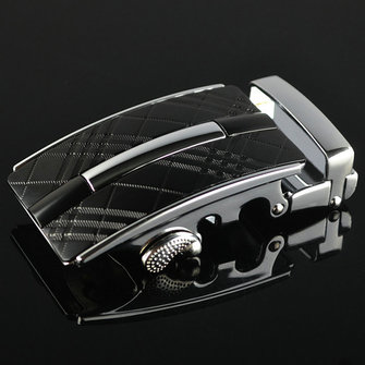 Men Business Alloy Automatic Casual Belt Buckle