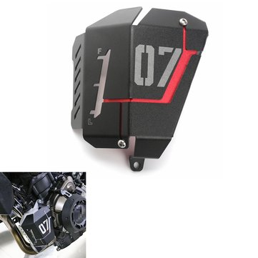 Radiator Water Coolant Resevoir Tank Guard Cover For Yamaha FZ-07 MT-07 2013-17
