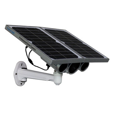 WANSCAM HW0029-4 Solar WiFi 3G 4G Camera 1.0MP IP Camera ONVIF Motion Detection IR Cut Night Vision