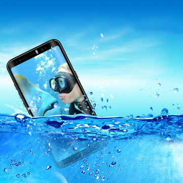 Bakeey IP68 Certified Waterproof Case For Samsung Galaxy Note 8 Underwater 2m Shockproof Snowproof