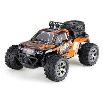 MGRC 1/18 2.4G 4CH 2WD Crawler RC Car