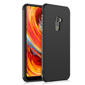 Bakeey Ultra Slim Shockproof Soft Silicone Phone Case for Xiaomi Mi MIX 2 / Mi MIX 2 Global Bands