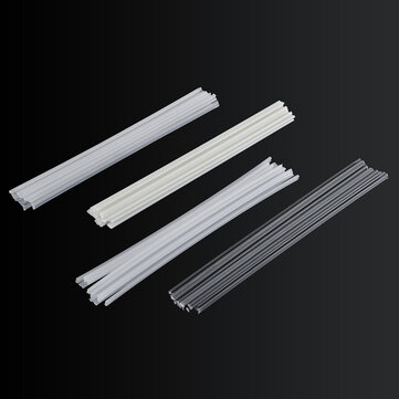 50pcs Plastic Welding Rods ABS/PP/PVC/PE Welding Sticks