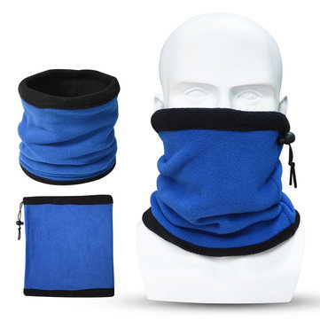 Polar Fleece Multi-functional Warm Cycling Hats