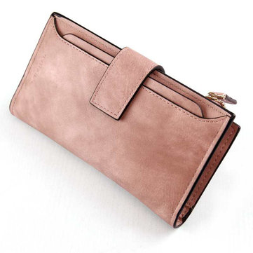 Women Long Elegant Wallet Card Holder Coins Bag Purse