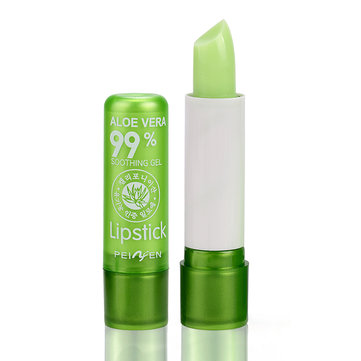 Aloe Vera Temperature Changing Lip Stick Color Change