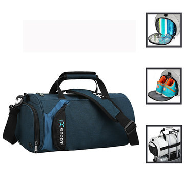 Travel Duffel Bag Gyms Bag Casual Messenger Bag Mens Handbag