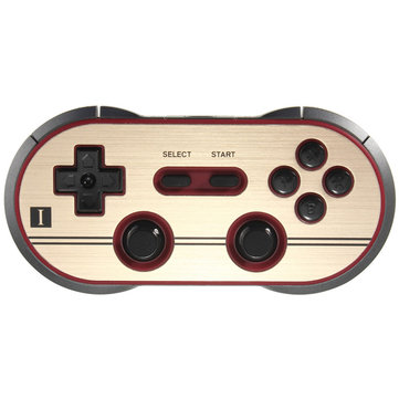 8Bitdo FC30 NES30 PRO PRO Bluetooth Wireless Controller GamePad For iphone7/7Plus Samsung S8 PC XPad