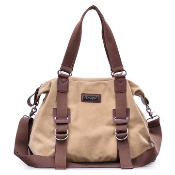 Men Cavans Travel Leisure Handbag Crossbody Bag