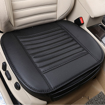 Universal 3D Breathable PU Leather Car Seat Cover Pad Mat for Auto Chair Cushion