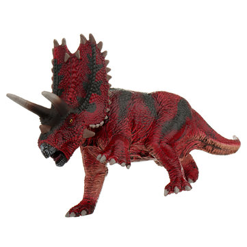 Jurassic World Park Pentaceratops Plastic Dinosaur Toys Model Action Figures Boys Gift