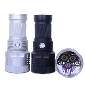 Haikelite MT09R 3x XHP70.2 25000LM MODE SET Super Long Range Momentary Searching Flashlight