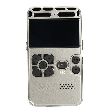 Rechargeable LCD 8GB Voice Recorder Digital MP3 Player Audio Sound Dictaphone