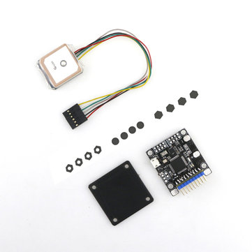 LEMON F405-INAV STM32 F4 05RGT6 Brushless Flight Controller Integrated with Inavflight OSD GPS