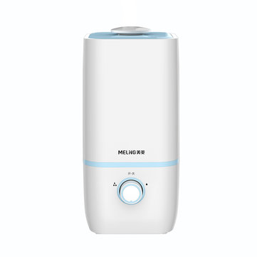 4L Ultrasonic Essential Oils Aroma Air Humidifier Home Bathroom Aromatherapy Purifier Cleaner