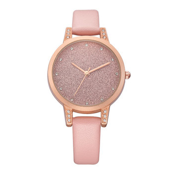 REBIRTH RE018 Rhinestone Elegant Design Women Watch