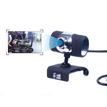 XIAO R Robot Eyes Drive-free SD-SDL USB Camera 360° Rotation Openwrt For RC Robot Car