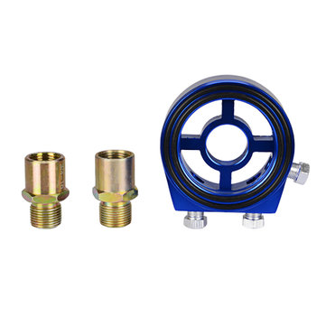 Car Modification Cake Oil Pressure Gauge Adapter Seat Instrumentation Dedicated Adaptors