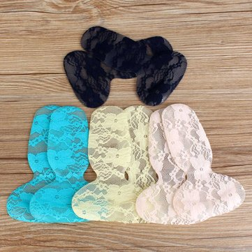 1 Pair Soft Extra Sticky Women Shoe Heel Inserts Insoles Pads