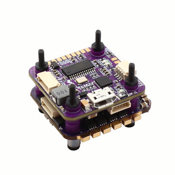 Flycolor Raptor S-TOWER Flytower F4 Flight Controller Built-in OSD 20A 4in1 ESC for RC Drone