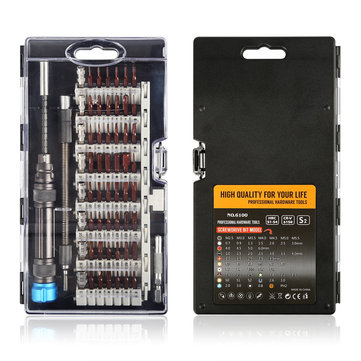 60 in 1 Professional Repair Tool Kit Multifunctional Screwdriver Set Precision Screwdriver Kit