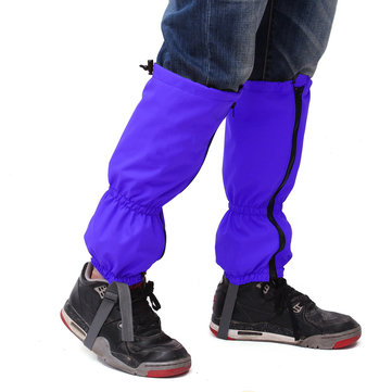 IPRee™ 1 Pair Waterproof Hiking Walking Climbing Legging Gaiters Protector