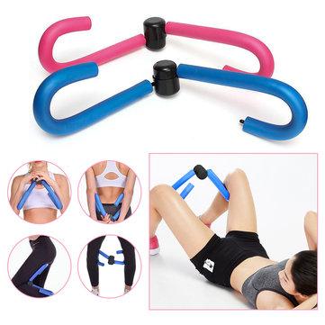 Thigh Toner & Butt Leg Arm Toner Thigh Trimmer Leg Workout Exerciser Thigh Master Home Gym Equipment Support