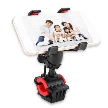 4.7inch Bicycle Motorcycle Mobile Phone Bracket Handheld Smartphone Holder