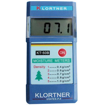 KT-50B Induction Type Wood Moisture Tester Paper Tree Timber Humity Meter 2~90%
